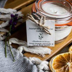 Sweet Orange, Lavender & Neroli Creamy Body Butter