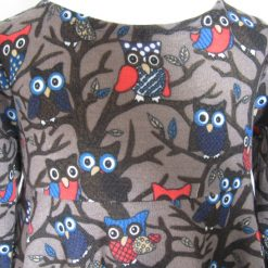 Night Owls dress by SerendipityGDDs for girls age 2 3