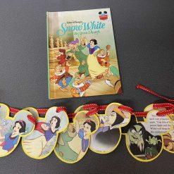 Disney Bunting - Snow White