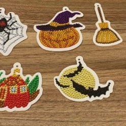 Halloween Hanging Decor - 10 Piece Set