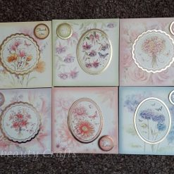 Pack of 6 Notelet Cards