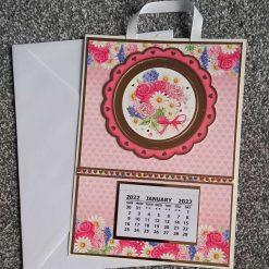 HC003 - 2022 Hanging Calendar