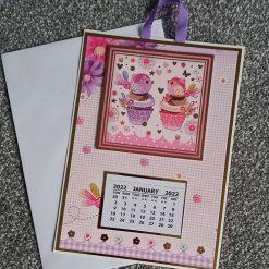 HC002 - 2022 Hanging Calendar