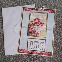 HC001 - 2022 Hanging Calendar
