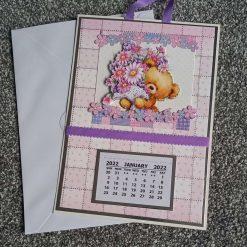 HC004 - 2022 Hanging Calendar