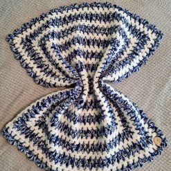 Granny square baby blanket set