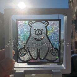 Japanese carving art (Polar bear)
