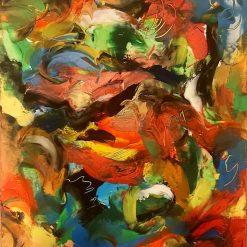 Abstract Art  - Vortex 3