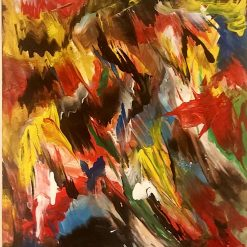 Abstract Art  - colour Flow