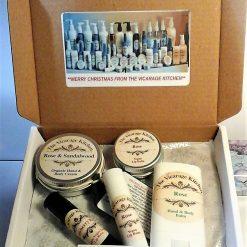 Organic Rose Collection Christmas Gift Box -  ££Saving