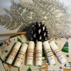 Christmas Lip Balm Stocking Filler Gift - Choice of 6 Fragrances