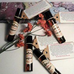 Organic Floral Blend Facial & Body Oil - 10ml - Roll-On Applicator