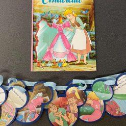 Disney Bunting - Cinderella