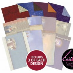 Hunkydory - A Child Is Born - Luxury Card Inserts & Papers