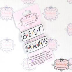 Best Friends Hair Clips