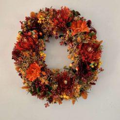 Autumnal Vibes Wreath