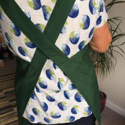 Handmade Japanese style apron