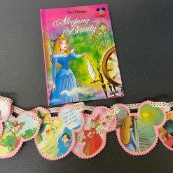 Disney Bunting - Sleeping Beauty