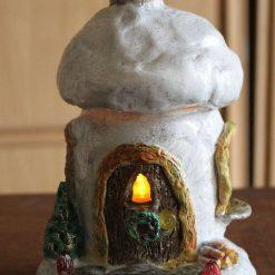 Fairy Lamp Christmas House