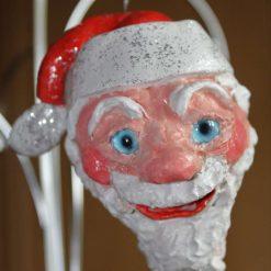 A Hanging Santa