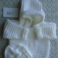 Hooded Jacket HJ7