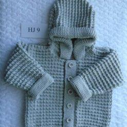 Hooded Jacket HJ9