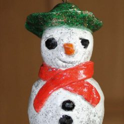 Hanging Snowman