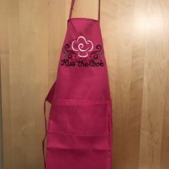 """""""Kiss the Cook"""" Apron"""