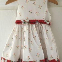 Girl's Christmas dress, 12 months