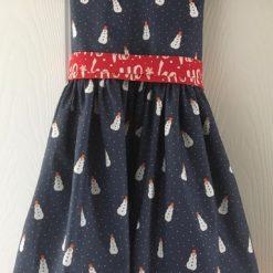 Girl's Christmas dress, 2 years