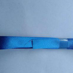Berisfords 3m hank of 9mm royal blue satin ribbon free postage