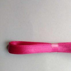 Berisfords 3m hank of 9mm shocking pink satin ribbon free postage