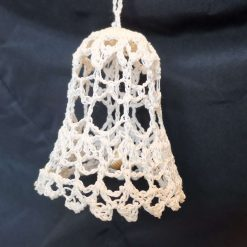 Large Crochet Bell