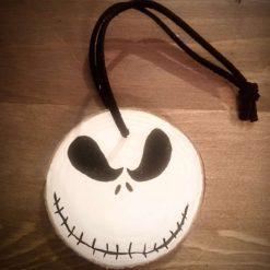 Handmade Halloween Decorations - Pumpkin King