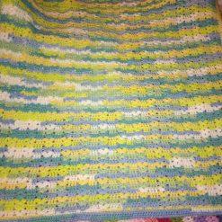 Crib blanket 29x30.5 inches
