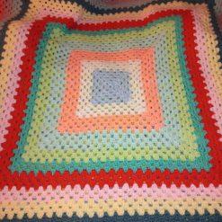 Stroller blanket 36x35 inches
