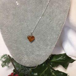 Sterling Silver Phosphosiderite Teardrop earrings