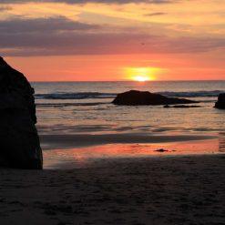 Print Bedruthan Sunset