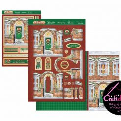 Hunkydory - The Joy Of Christmas - Deco-Large Collection - Welcome Home Deco-Large Set