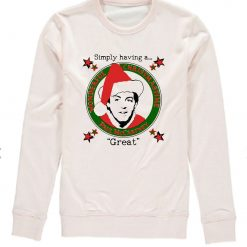 Macca - Wonderful Christmas Time GreaTs Xmas Jumper