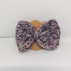 Child's/Adults Knitted Bow
