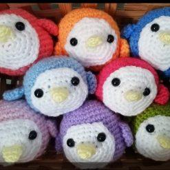 Crochet penguin. Free UK Delivery.