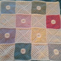 Crochet Flower Blanket (Copy)
