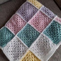 Crochet Pastel Blanket (Copy) (Copy)