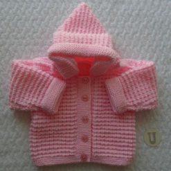 Hooded Jacket U