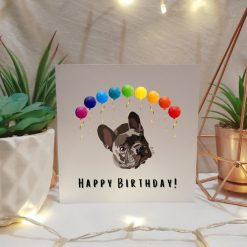 Tabby Cat Birthday Card | Illustrated Cards | Cat Themed Gift | Cute Cat Design