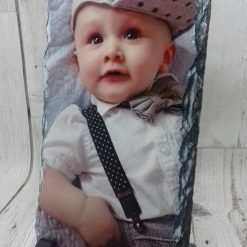 Personalised Photo Slates 20 x 15 cm