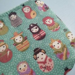 Russian doll makeup/wash bag.