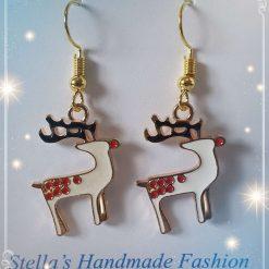 Christmas Reindeer Earrings