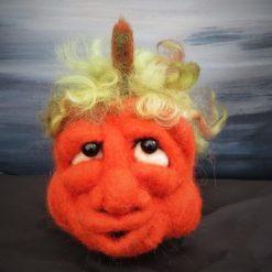Puckering Pumpkin